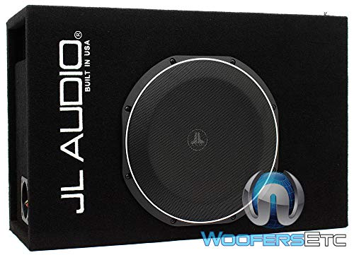JL Audio CP112LG-TW1 Microsub Ported Enclosure with 1 12