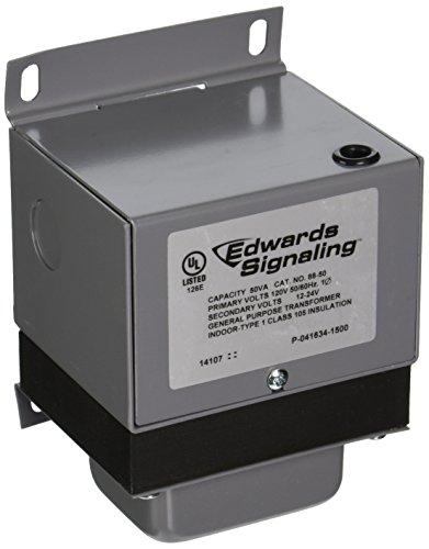 Edwards Signaling 88-50 Heavy Duty Power Transformers