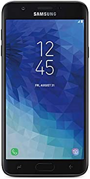 TracFone Carrier-Locked Samsung Galaxy J7 Crown 4G LTE Prepaid Smartphone - Black - 16GB - Sim Card Included -