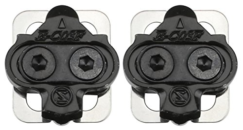 CyclingDeal Shimano SPD Compatible Mountain Bicycle Cleats Multiple Release Mode
