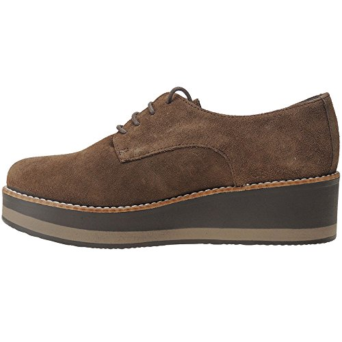ME055 Plataforma Casual 5cm Csy DE Marr a Zapato Mujer Modelo 2 5 para Serraje xgw67wqf