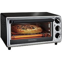 Proctor Silex 31122 Modern Toaster Oven, Black