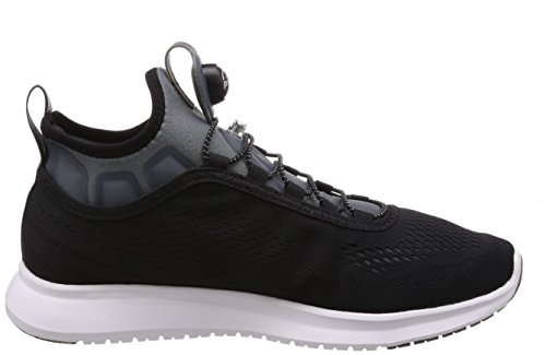 Silver Uomo Met black Da Reebok Pump Alloy Nero Trail Tech Scarpe Plus White Running xfwO7