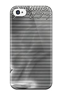 High-end Case Cover Protector For Iphone 4/4s(bleach)
