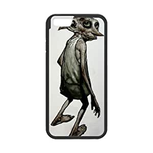 Dobby iPhone 6 Plus 5.5 Inch Cell Phone Case Black 218y-679322