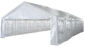 20 x 40 HEAVY DUTY Party Tent Canopy Gazebo with Sidewalls 011