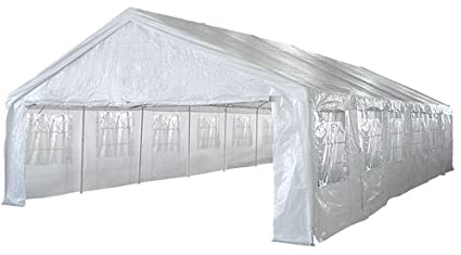 Palm Springs 20 x 40 Heavy Duty Party Tent Canopy Gazebo with Sidewalls 011
