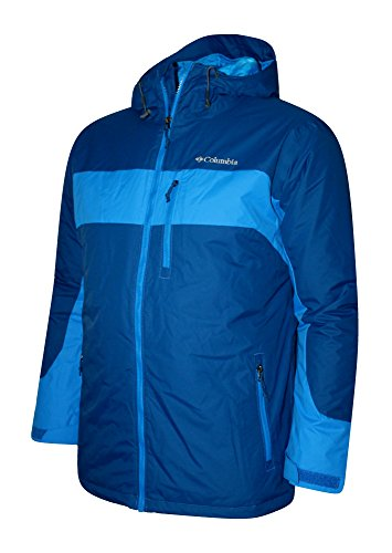 Columbia Men's Winterswept Jacket Marine Blue, Hyper Blue L
