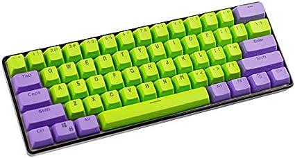 SSSLG PBT Keycap, Altura OEM, 4 Combinaciones de Colores ...