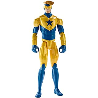 DC Comics Justice League Action Booster Gold Figure