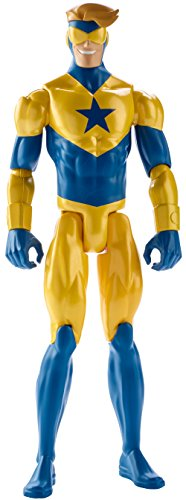 - DC Comics Justice League Action Booster Gold Figure, 12