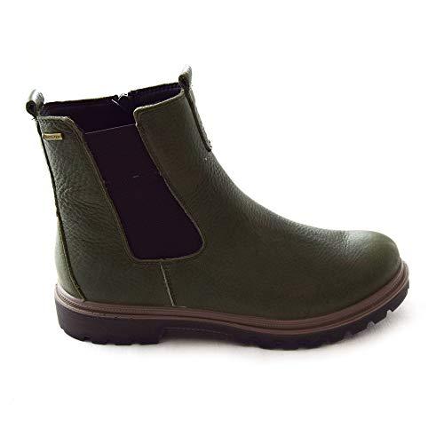 77 Legero Vert Monta Femme Chelsea Boots 77 muschio 1xTpqazwx