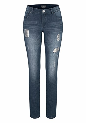 bleu Jeans Bleu Scott Laura Femme OqgzIxA