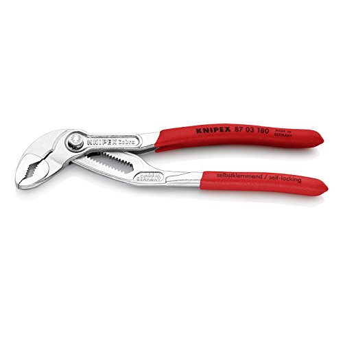 Knipex 87 03 180 Water Pump Pliers