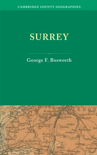 Surrey (Cambridge County Geographies)