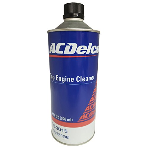 ACDelco 10-3015 Top Engine And Fuel Injector Cleaner 32 oz. by ACDelco