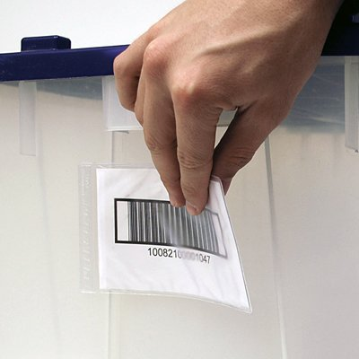 Bin Buddy Label holder strips, 2