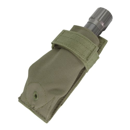 CONDOR Flashlight Pouch (Olive Drab) ()