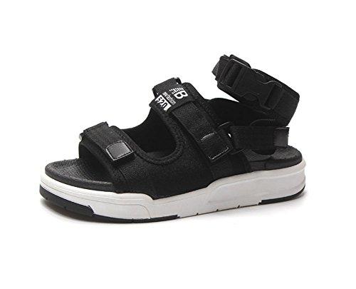 Meili Costra Desgaste Exteriores Moda Joker Sandalias Muffins Outer Summer Zapatos Gruesa Pantuflas Beach Y Dos rxr0P