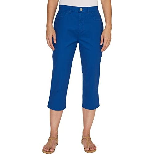 Hot FDJ French Dressing Jeans Womens Sedona Peggy Capris in Marine hot sale