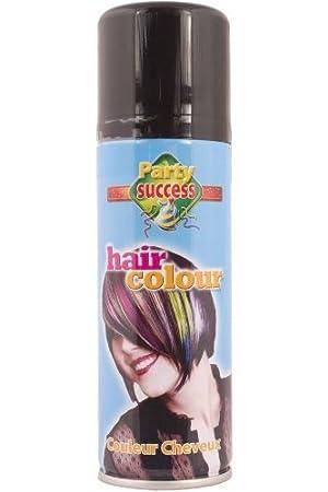 BLACK SPRAY ON HAIR COLOUR,BLACK HAIR SPRAY,FANCY DRESS HAIR ...