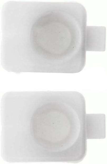 Conmutador Campana extractora Teka Blanco 2 Unidades C601 C901: Amazon.es
