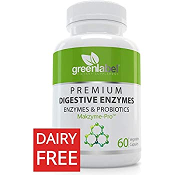 Amazon.com: Probiotics + Digestive Enzymes - Premium Combination ...
