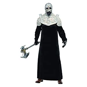 Death Rogue Costume, Black, With Robe, L (disfraz)
