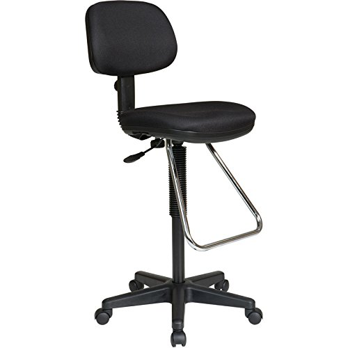 Teardrop Footrest Economical Chair RTM256663 - Dc430 Economical Chair