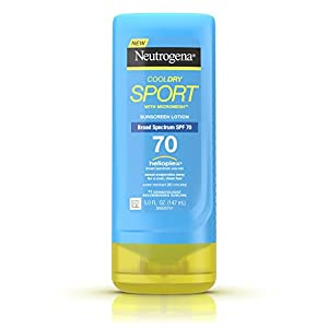 Neutrogena SPF 30 CoolDry Sport Sunscreen Lotion