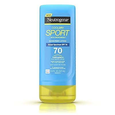 Neutrogena SPF 30 CoolDry Sport Sunscreen Lotion
