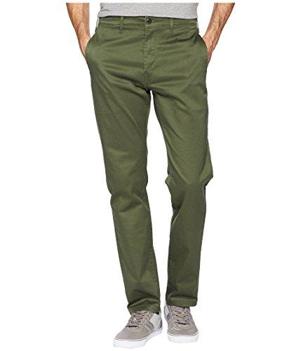 Levi's Men's 511 Slim Chino Pant, Lodge Green/Cruz Twill/Stretch, 28W x 30L