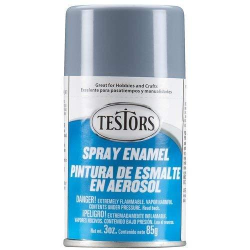 Testors Spray Enamel Paint Primer - 1237 ^ ()