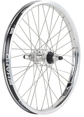 led Rear Wheel Polished ()