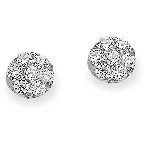 Boucles d'oreille Femme Bijoux Ambrosia Glam Love élégante cod. AOZ 255