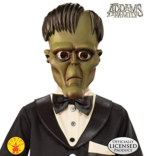 Addams Family Animated Movie Lurch Half-Mask