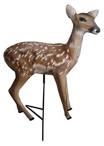 Primos Frantic Fawn Predator Decoy, Powered by Primos Decoy Heart by Primos Hunting