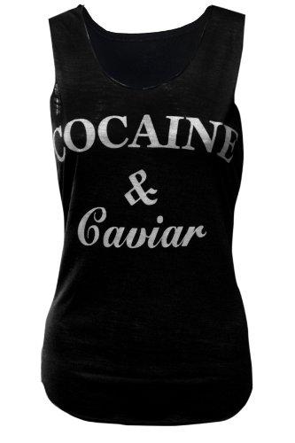 MyMixTrendz Womens Cocaine Caviar T Shirt product image