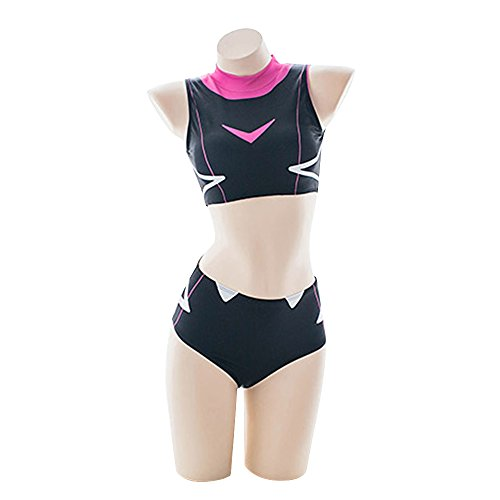 TOMORI Womens Anime Cosplay Costumes Fate/Grand Order Japanese Jeanne d'Arc Swimsuit (M, Rider Assassin Jack The -