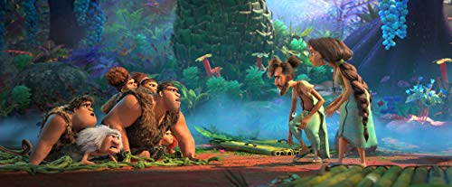 The Croods: A New Age - DVD