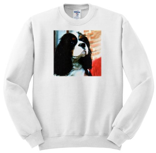 Cavalier King Charles Spaniels - Youth SweatShirt Small(6-8)