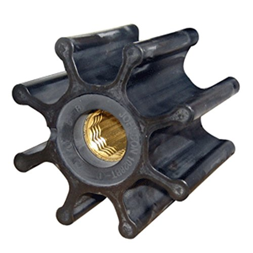 Jabsco Impeller Kit - 10 Blade - Neoprene - 2-9/16 Diameter Marine , Boating Equipment