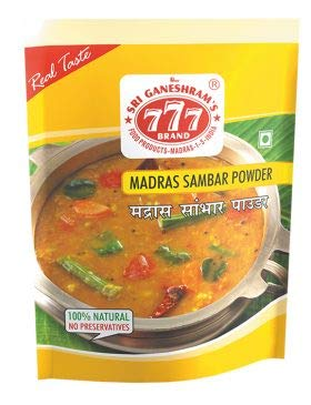 777 Madras Sambar Powder - 500 gm