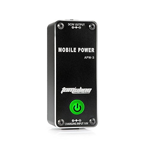 aroma-apw-3-black-mini-portable-rechargeable-power-supply-bank-1800ma-output-9v-for-guitar-bass-effe