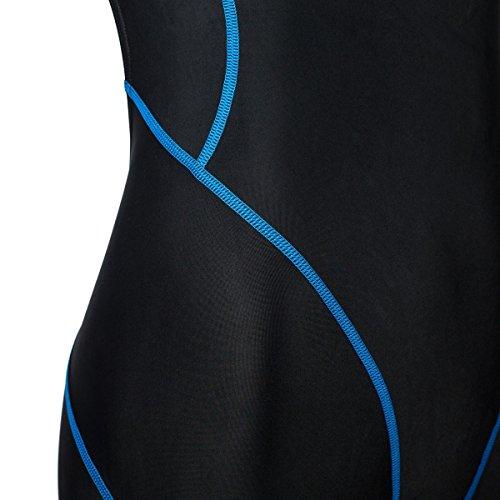 black Bagno Nero Competizione Da Zaosu Costume Z PqXEE0