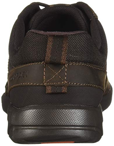 Sneaker Tan Lace Men's Rydley Boston up Rockport Fashion Exq0XvHHw