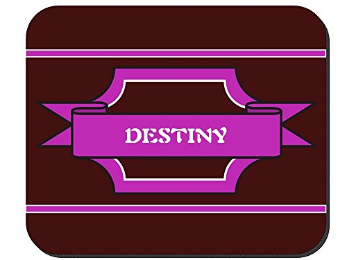 Destiny - Girl Name Mouse Pad