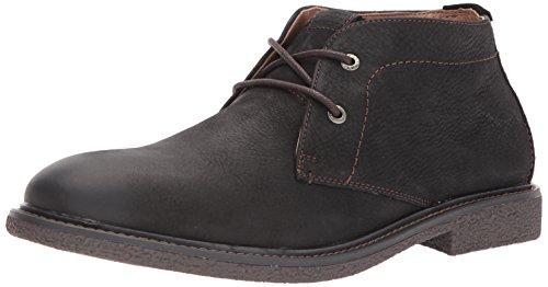 Mason Leather Boot Lucky Brand Black Men's Chukka Hqw6ZwE