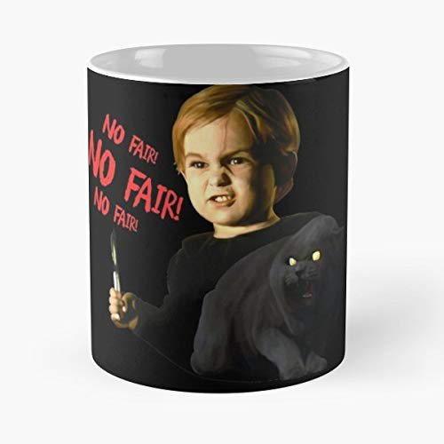 Horror Movie Gage Halloween It - Coffee Mugs Best Gift Unique Ceramic Novelty Cup ()