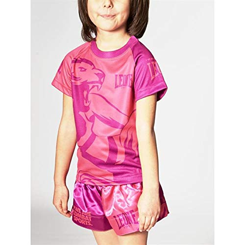 LEONE 1947 T-Shirt Bambino Rosa